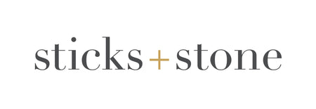 sticks + stone, the label