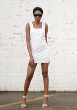 Load image into Gallery viewer, ALBA DRESS - WHITE