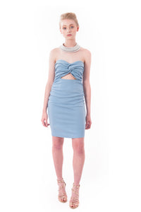 FATE DRESS - BLUE