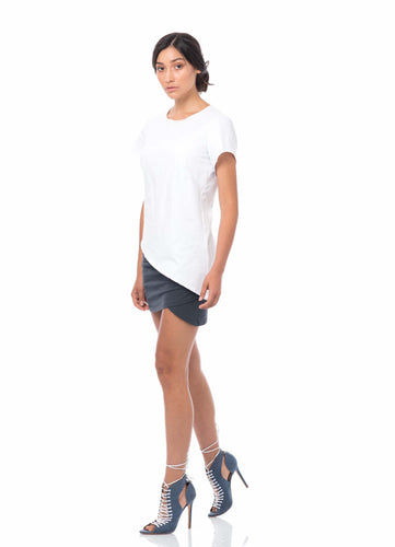 'HIGH ROAD' ORGANIC COTTON T