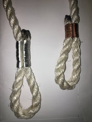ARS-10.0 (Alloy swage - 10mm fibre rope)