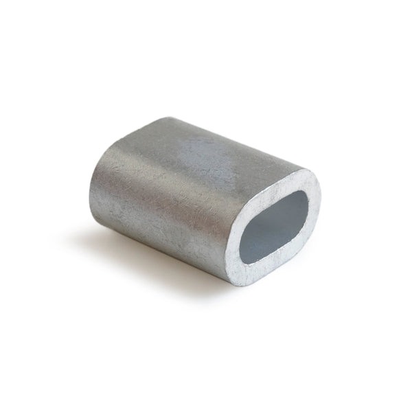 ALLOY - 6mm (DIN Code machine press ferrule)