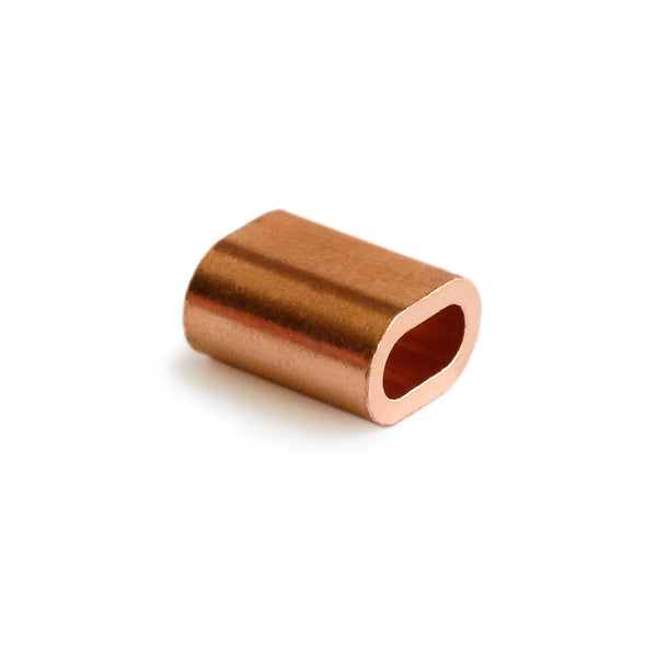 COPPER - 2.5mm (DIN Code machine press ferrule)