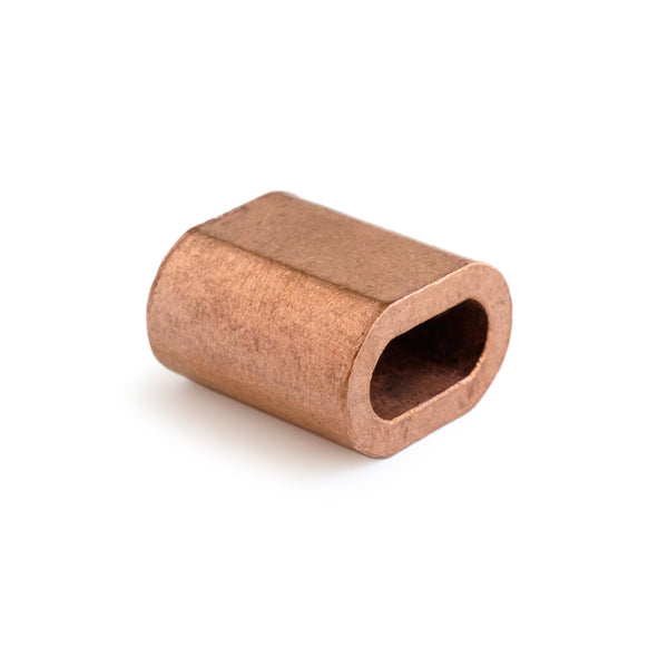COPPER - 6mm (DIN Code machine press ferrule)