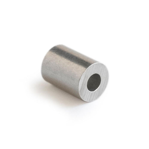 ALLOY - 2mm ROUND (DIN Code machine press ferrule)