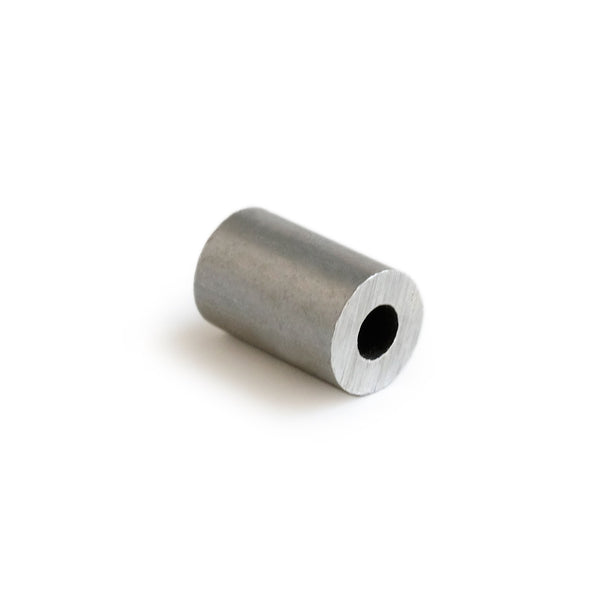 ALLOY - 3mm ROUND (DIN Code machine press ferrule)