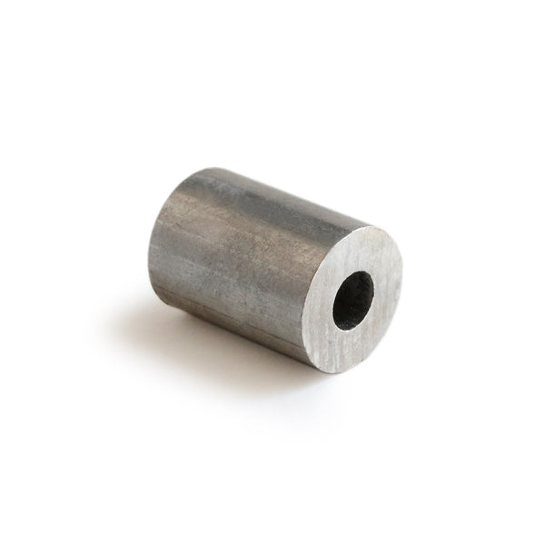 ALLOY - 4mm ROUND (DIN Code machine press ferrule)