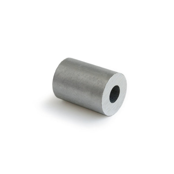 ALLOY - 5mm ROUND (DIN Code machine press ferrule)