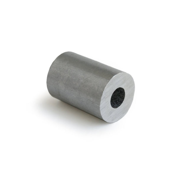 ALLOY - 6mm ROUND (DIN Code machine press ferrule)