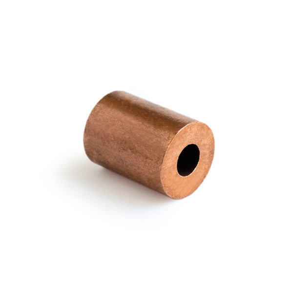 COPPER - 4mm ROUND (DIN Code machine press ferrule)