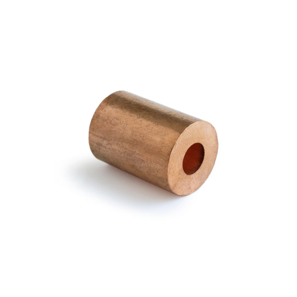 COPPER - 6mm ROUND (DIN Code machine press ferrule)