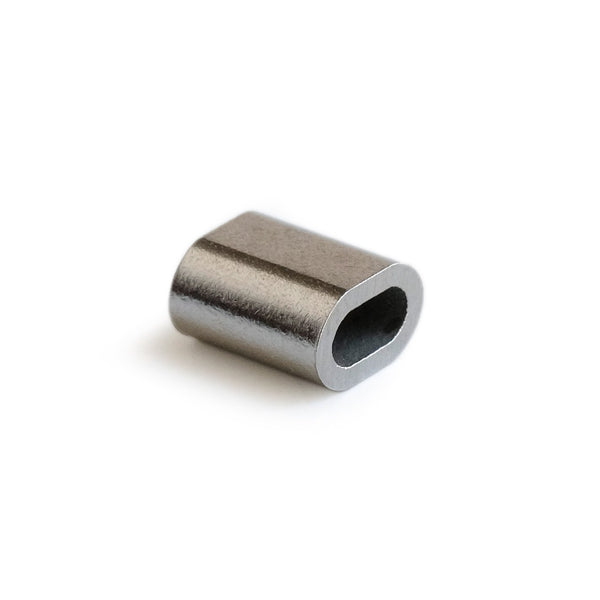 2mm - 316 Stainless Steel (DIN Code machine press ferrule)