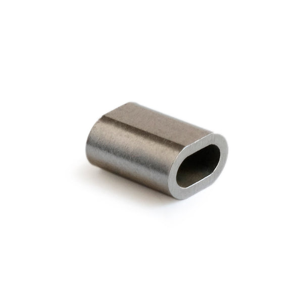 2.5mm - 316 Stainless Steel (DIN Code machine press ferrule)