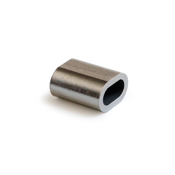 4mm - 316 Stainless Steel (DIN Code machine press ferrule)