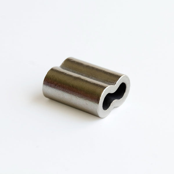 NS-3.2 (Nickel swage - 3.2mm Wire rope)