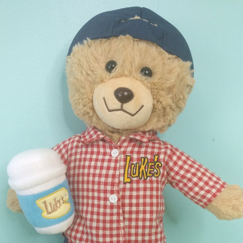 Limited Edition DINER Teddy Bear!