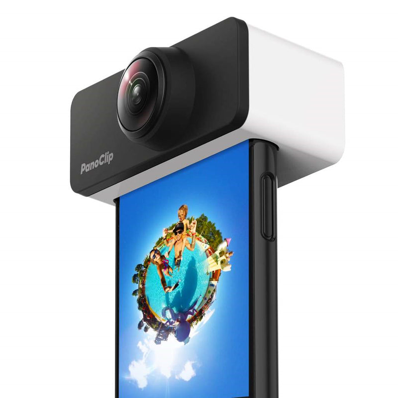 Powerful Snap-On 360° Lens Attachment For Iphone 7 8 7P 8P X - Iphone X - 360° Iphone Lens