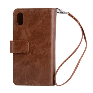 Iphohe X Xr Xs Max Wallet Phone Case