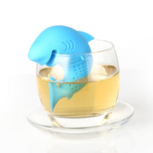 Load image into Gallery viewer, Silicone Cat Tea Infuser Or Strainer - Tea Infuser