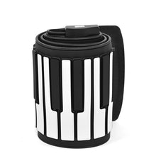 Load image into Gallery viewer, Portable 61 Keys Roll-Up Piano With Usb Midi Keyboard Midi Controller - Roll-Up Piano