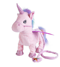 Load image into Gallery viewer, Fynn-Depot-Unicorn-Stuffed-Plush-Toy-Pink