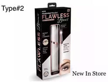 Load image into Gallery viewer, Lipstick Flawless Painless Hair Remover & Flawless Brows - Face Hair Razor