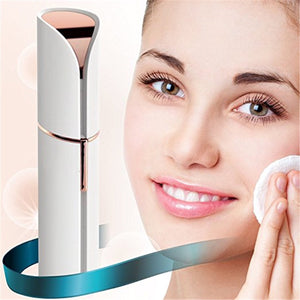 Lipstick Flawless Painless Hair Remover & Flawless Brows - Face Hair Razor
