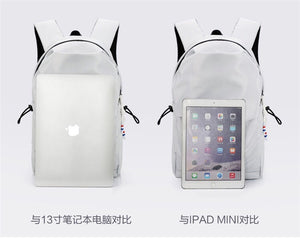 Stylish Backpack Laptop Bag Student Bags