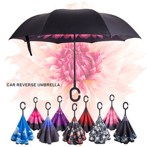 Windproof Magic Reversible Umbrella - Umbrella