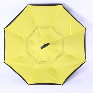 Windproof Magic Reversible Umbrella - 2 - Umbrella