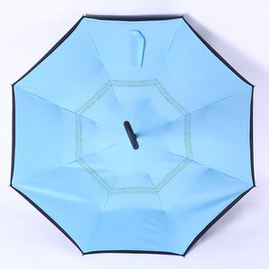 Windproof Magic Reversible Umbrella - 7 - Umbrella