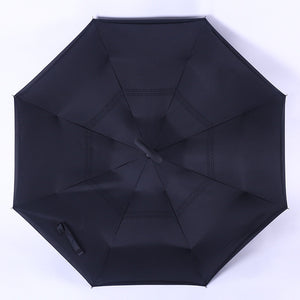Windproof Magic Reversible Umbrella - 8 - Umbrella