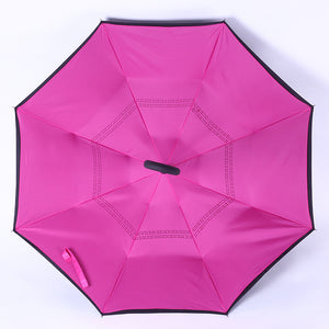 Windproof Magic Reversible Umbrella - 9 - Umbrella