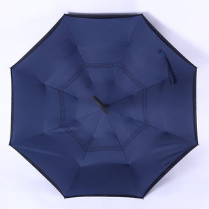 Windproof Magic Reversible Umbrella - 12 - Umbrella