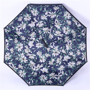 Windproof Magic Reversible Umbrella - 15 - Umbrella