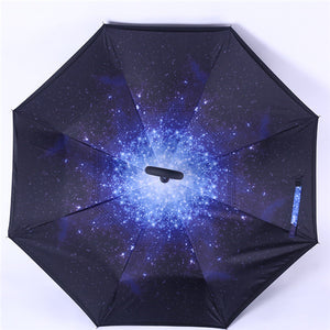 Windproof Magic Reversible Umbrella - 17 - Umbrella