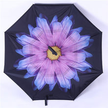 Load image into Gallery viewer, Windproof Magic Reversible Umbrella - 26 - Umbrella