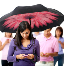 Load image into Gallery viewer, Magic Windproof Reversible Umbrella - Umbrella