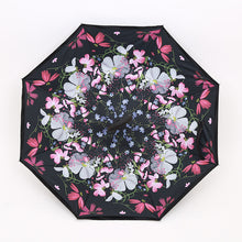 Load image into Gallery viewer, Magic Windproof Reversible Umbrella - Violet - Umbrella