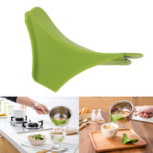 Load image into Gallery viewer, Anti-Spillage Cooking Pot Drainer - Your Best Cooking Helper - Anti Spillage Drainer