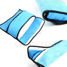 Load image into Gallery viewer, Car Safety Strap Cover With Cushion Pillow - Safety Strap