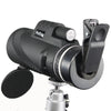 Monocular Mobile Camera Zoom Handheld Telescope For Iphone Samsung Huawei Oppo - Telescope
