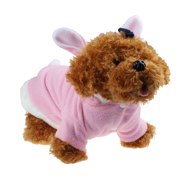 Rabbit Pattern Clothes For Pet, Puppy, Dog - Fynn Depot Online Shopping