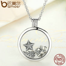 Load image into Gallery viewer, Silver Necklaces & Pendants Sterling Silver Jewelry - Celestial Petites - Necklace