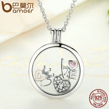 Load image into Gallery viewer, Silver Necklaces & Pendants Sterling Silver Jewelry - Hearts Petites - Necklace