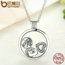 Load image into Gallery viewer, Silver Necklaces & Pendants Sterling Silver Jewelry - Family Petites - Necklace