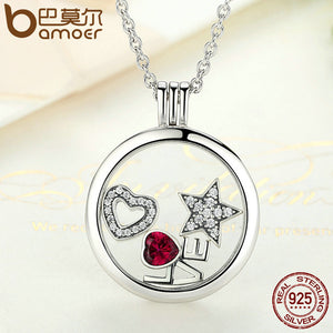 Silver Necklaces & Pendants Sterling Silver Jewelry - Best Wishes - Necklace