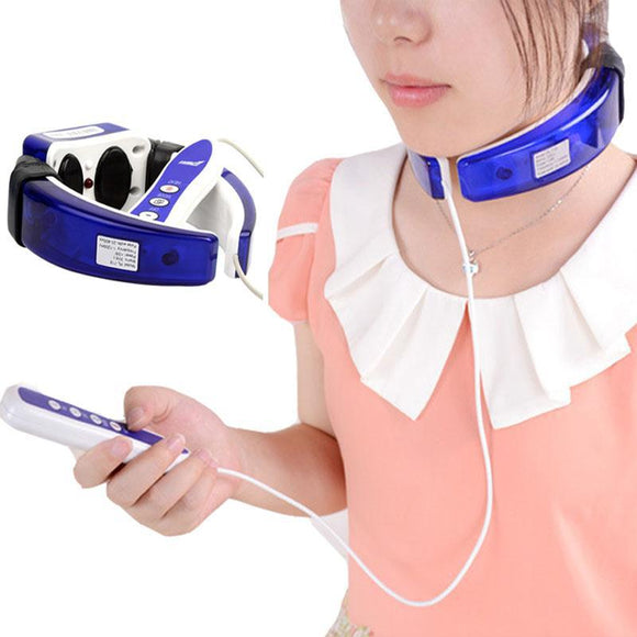 Electric Neck Massager with Infrared Therapy Technology - Fynn Depot