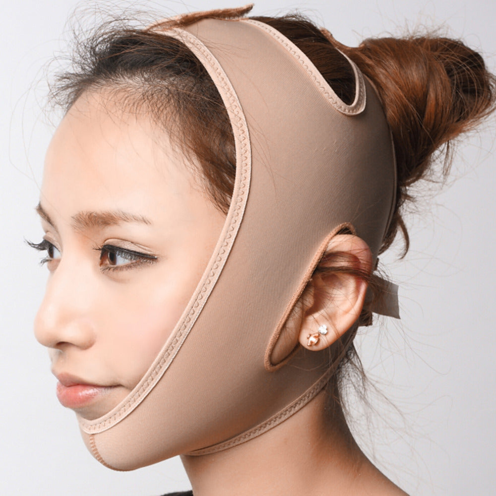 V Shaper Facial Slimming Bandage Relaxation Face Lift Up Belt - V Shaper
