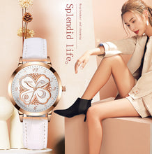 Load image into Gallery viewer, Rose Gold Casual Quartz Stylist Women Watch - Women Watch